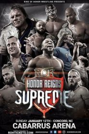 ROH Honor Reigns Supreme 2020 (2020)