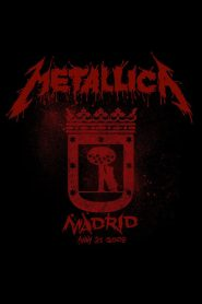 Metallica: Live in Madrid, Spain – May 31, 2008 (2020)